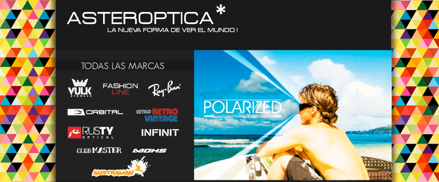 lentes polarized