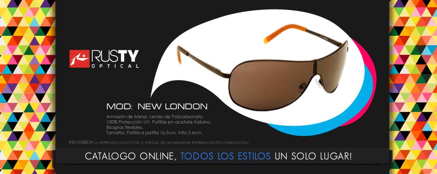 rusty new london