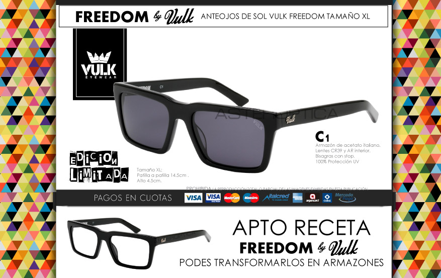 freedom c1