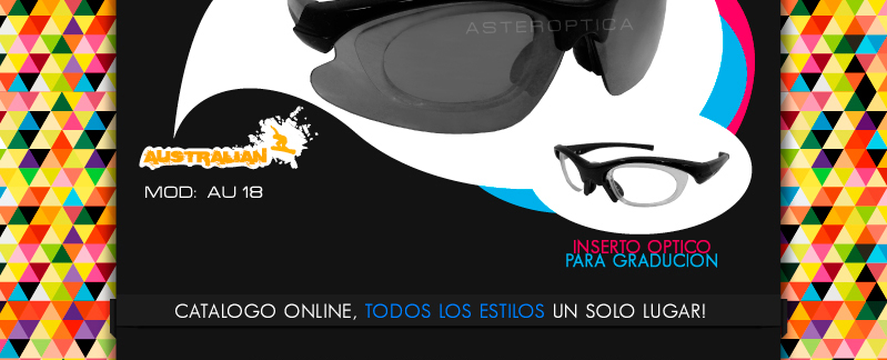 lentes intercambiables