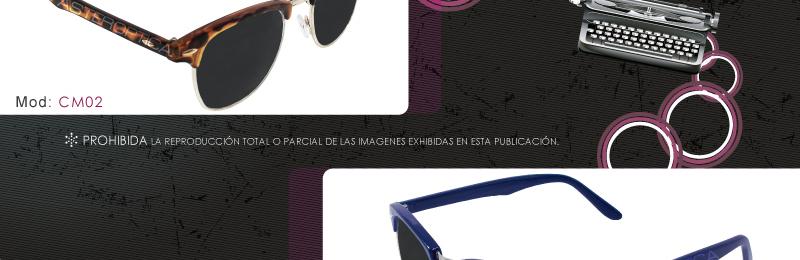 anteojos de sol